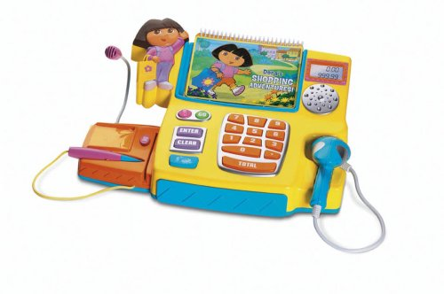 Fisher-Price Dora's Talking Cash Register (Spanish Cash Register compare prices)