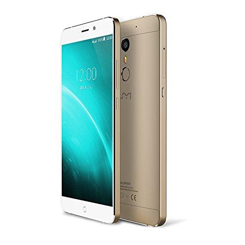 UMI SUPER 4G LTE Smartphone 5,5 Zoll Dual-SIM Android 6,0 RAM 4GB + ROM 32 GB 1920 x 1080 Pixel 2 Farben erhältlich