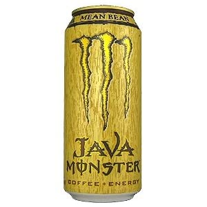 Monster Java coffee