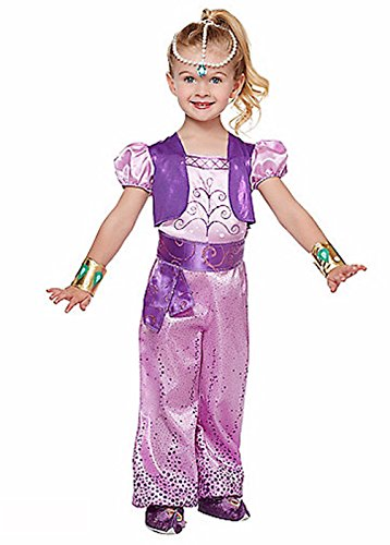 Shimmer and Shine Costume