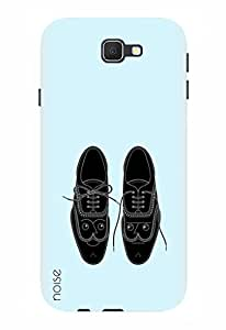 Noise Designer Printed Case / Cover for Samsung Galaxy On8 / Patterns & Ethnic / Shoes Design