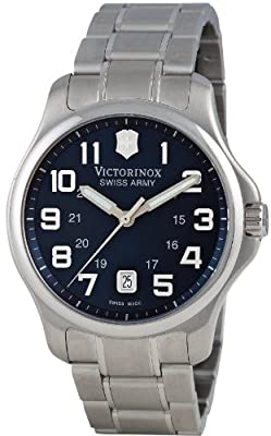 Victorinox Swiss Army Men's 241360 Officers Gent Watch from Victorinox Swiss Army