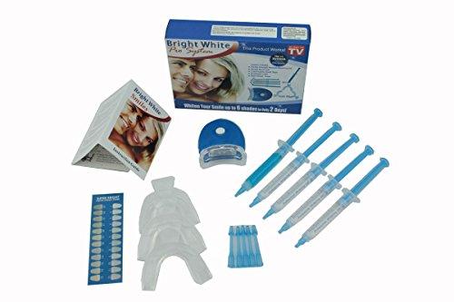 Brightkun Teeth Whitening Kit Teeth Whitening Home Kit/Cosmetic Kit
