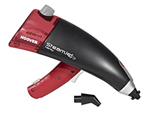 Hoover SteamJet Handy SSNH1300 Hand Held Steam Cleaner with Continuous Fill Tank