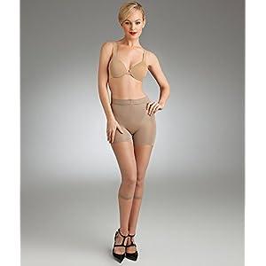 SPANX In-Power Line Footless Pantyhose Hosiery Nude Size B