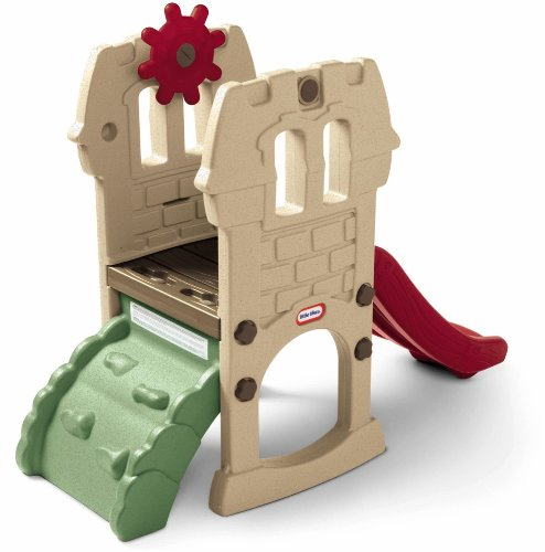 An Image of Little Tikes Endless Adventures Climb and Slide Castle