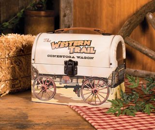 Glenna Jean Covered Wagon Lunchbox