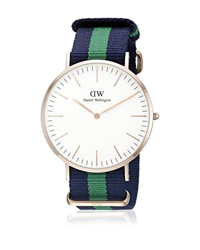 Daniel Wellington Reloj con movimiento Miyota Man Warwick 41 mm