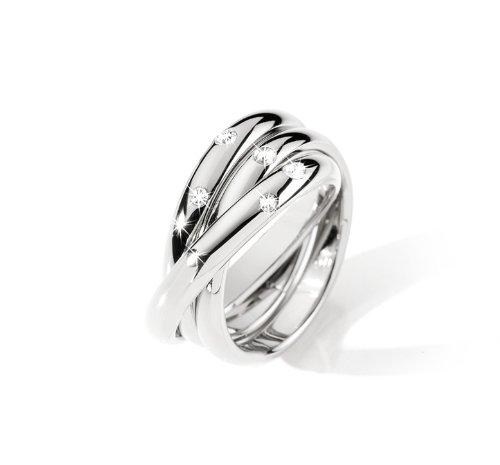 anello donna gioielli Morellato Love Rings misura 12 classico cod. SNA10012