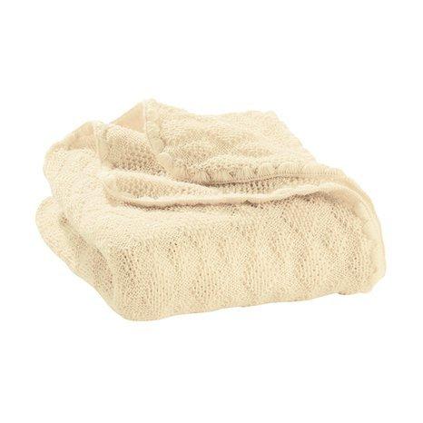 Organic Merino Wool Baby Blanket