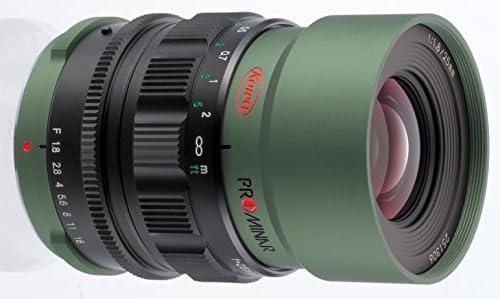 Kowa 単焦点レンズ PROMINAR 25mm F1.8 グリーン マイクロフォーサーズ専用 PROMINAR 25mm F1.8 GR