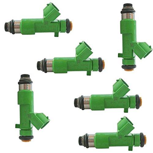 jrl-6x-fuel-injectors-fit-2007-2011-nissan-altima-maxima-murano-quest-35l