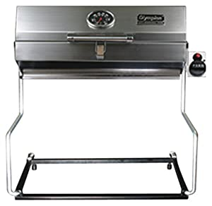 Camco 57305 Olympian 5500 Stainless Steel Portable Grill by Camco