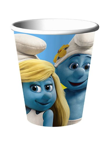 Smurfs 2 9 oz. Party Cups 8 Pack - 1