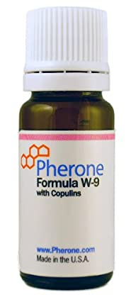 Pherone Formula W-9 Pheromone Cologne for Women to Attract Men, with Human Copulins
