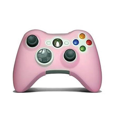 Xbox 360 Controller Silicon Sleeve - Pink