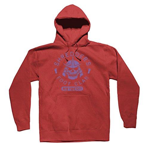 Shredder Foot Clan New York City TMNT Teenage Mutant Ninja Turtles Hoodies Sweater