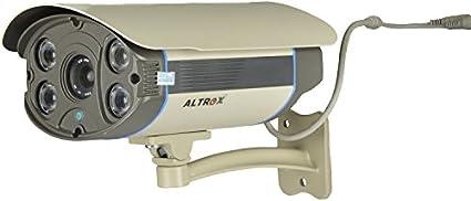 Altrox AXI-6060CCD 700TVL Bullet CCTV Camera