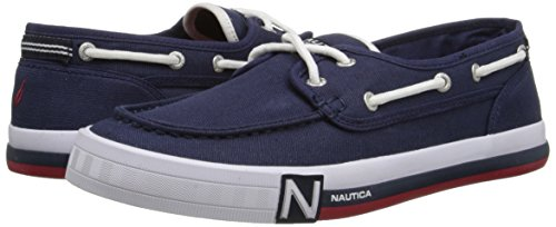 Nautica Men's Spinnaker II NM357BJD Boat Shoe толстовка nautica n3470