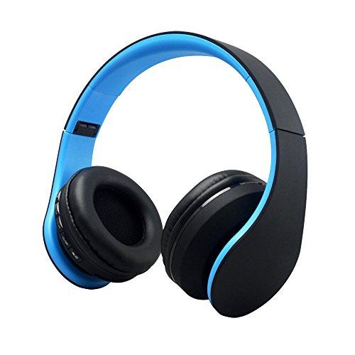 Cuitan Multifunzione Universale Wireless Senza Fili Bluetooth V3.0 / Cablata 3.5mm Jack Fascia per Capelli (Memorie Studio Collection)