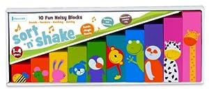 Activity Toys Fiesta Crafts Sort-n-Shake Toy