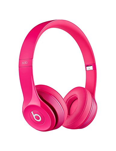 Beats by Dr. Dre Solo2 Cuffie On-Ear, Rosa