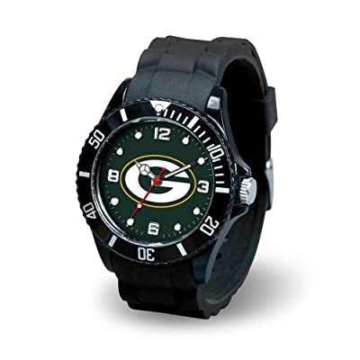 "USA Wholesaler - SPR-WTSPI3301 - Green Bay Packers NFL Spirit Series"" Mens Watch"""