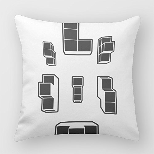 Tetris 3D Cushion Pillow Case Home Pillow