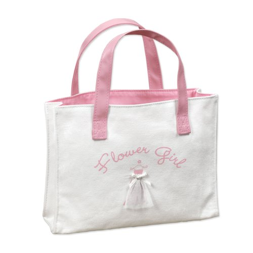 Cathy's Concepts Flower Girl Dress-Up Tote