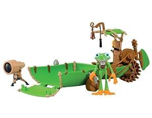 Tree Fu Tom - Zigzoo's Wagon Playset