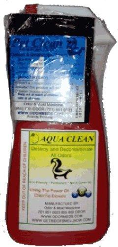 Odor Medicine Chlorine Dioxide Aqua Spray Cleaner (Dioxide Chlorine compare prices)