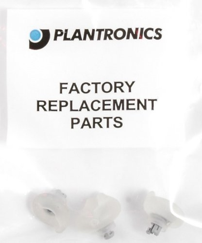 Plantronics - Ear tips kit - soft gel - For Discovery 640, 645, and 655 headsets