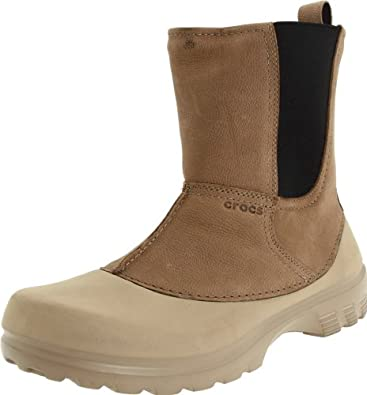 crocs s greeley boot