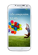 Samsung Galaxy S4 I9505 16GB Unlocked GSM Phone with 4G LTE, Android 4.2 OS, Quad-Core Processor, 13MP Camera + Secondary 2MP Camera, Video, 5