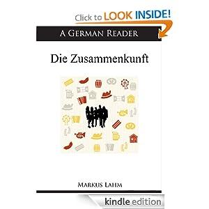 Logo for A German Reader: Die Zusammenkunft