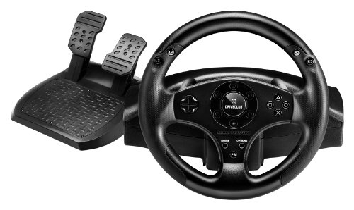 Volante Guillemot T80 RW PS4 Driveclub Edition