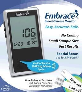 Omnis Embrace No Code Talking Meter