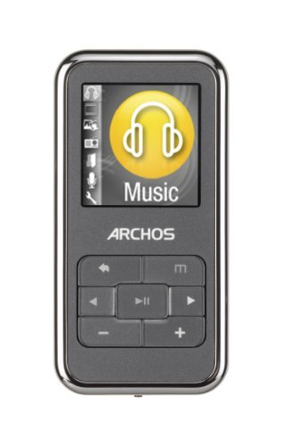 Archos Vision 15b 4 GB Video MP3 Player with 1.5-Inch Screen (Silver)