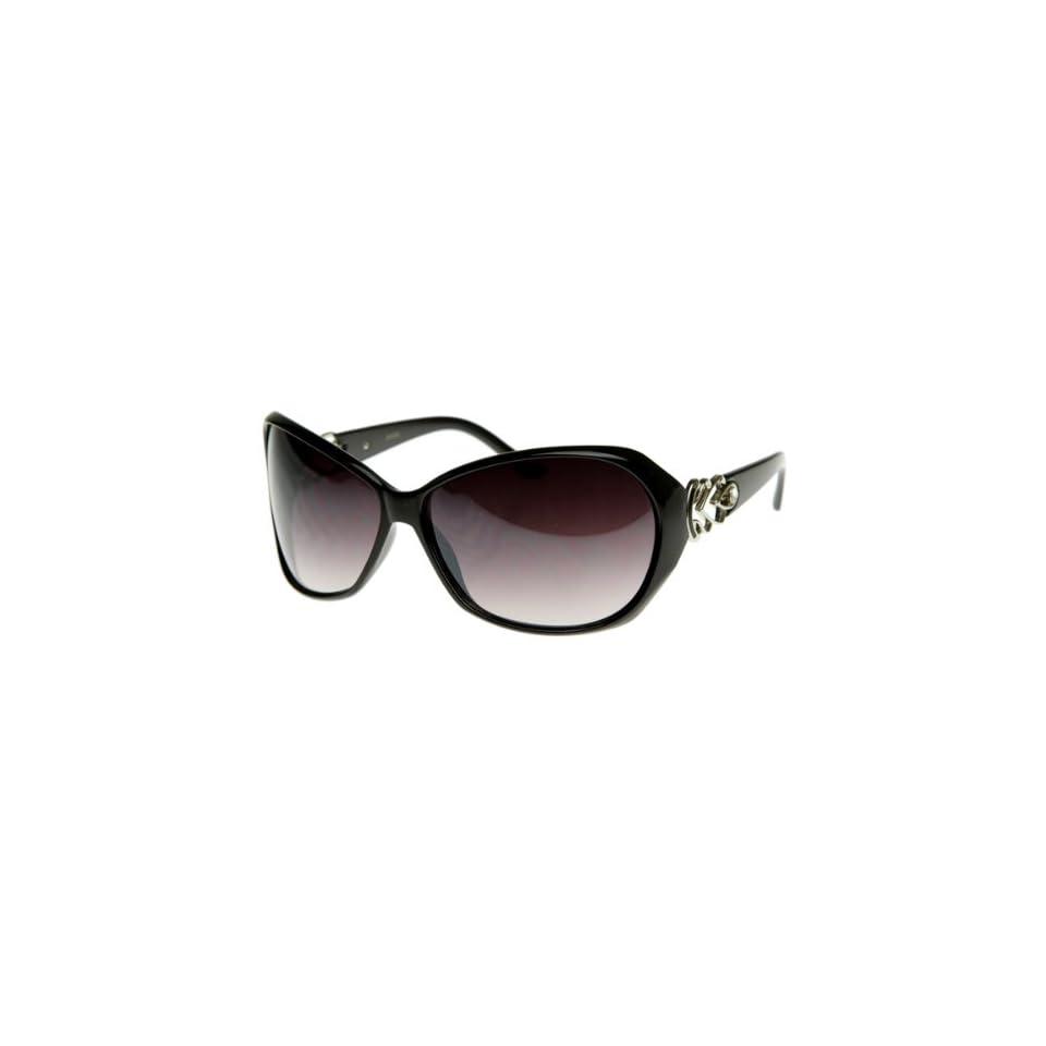 Designer High Quality Womens Fashion Oversized Rhinestone Sunglasses