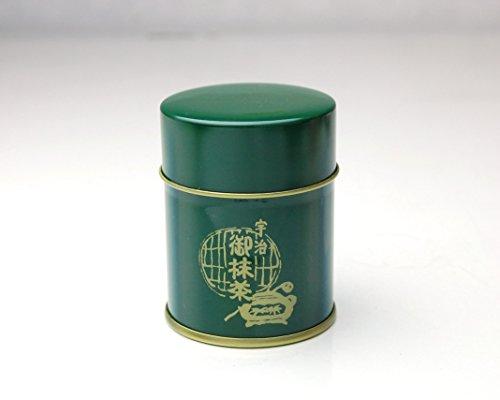 Ryu Mei Japanese Organic Matcha Green Tea Powder [Kyoto Usui Ceremony] Tin 30G