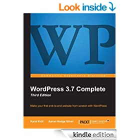 WordPress 3.7 Complete, Third Edition