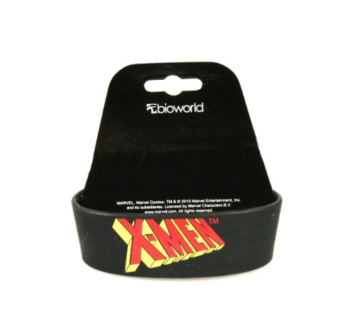 Picture of Bioworld Marvel Comics X-Men Rubber Bracelet Figure (B0052MX3QY) (X-Men Action Figures)