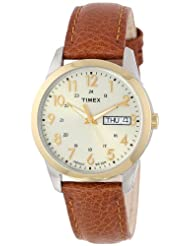 Timex T2N105 Elevated Classics Leather
