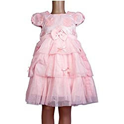 Girls Party Baby Frock XXL