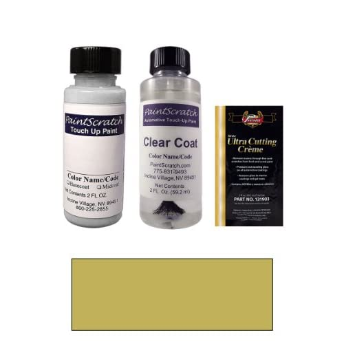 2 Oz. Medium Suede Metallic Paint Bottle Kit for 1989 Dodge Ram Pickup (GK4/DT6633)