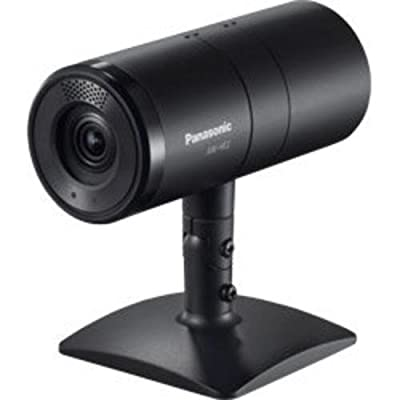 Panasonic AWHE2PJ Compact HD SD 3.9MP Integrated Indoor Compact System Camera with 1-Inch VFD - Body Only Black
