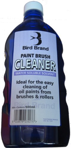 Bird Brand Paint Brush Cleaner 500ml