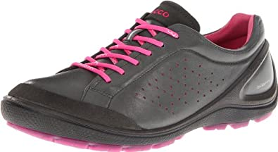 ECCO Women's Biom Grip Shoe,Dark Shadow,39 EU/8-8.5 M US