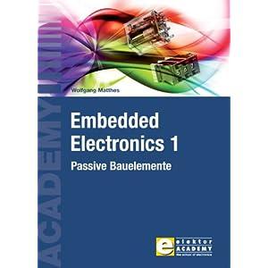eBook Cover für  Embedded Electronics 1 Passive Bauelemente
