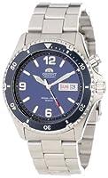 Orient Men's CEM65002D 'Blue Mako' Automatic Dive Watch by Orient